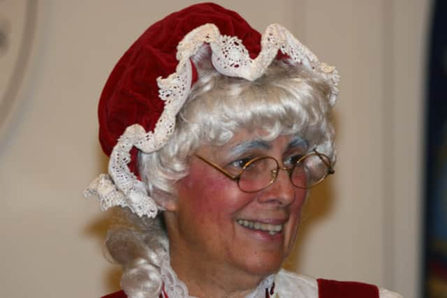 Mrs. Claus was a surprise guest at last year's Somers holiday celebration.