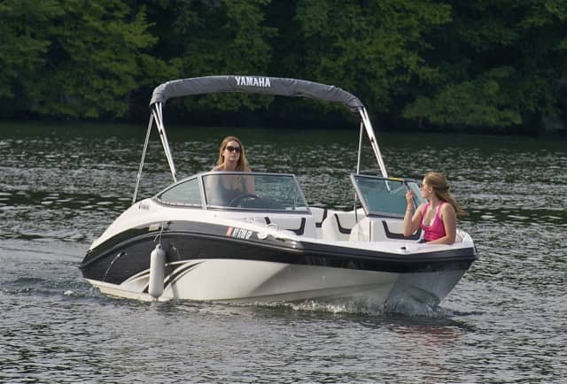 Temperatures in the upper 80s will make this weekend perfect for beaches and boating.