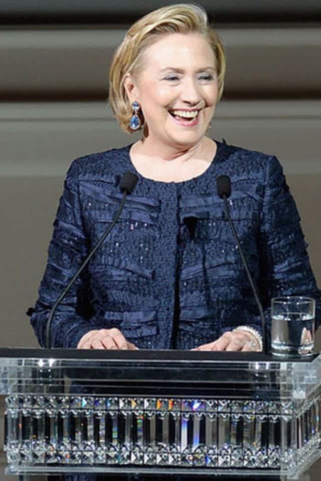 Hillary Clinton is leading Bernie Sanders in the latest poll in Iowa.