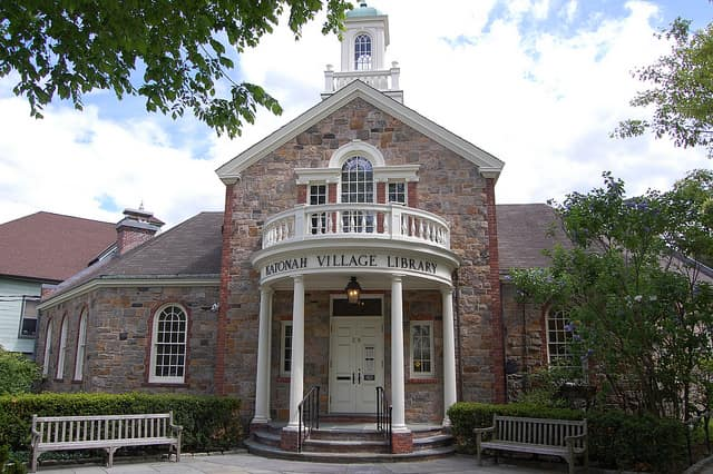 The Katonah Village Library will hold a fundraiser on Sept. 19.