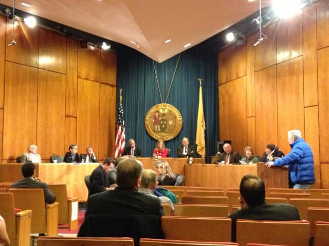The village board works with numerous other groups including the board of trustees.