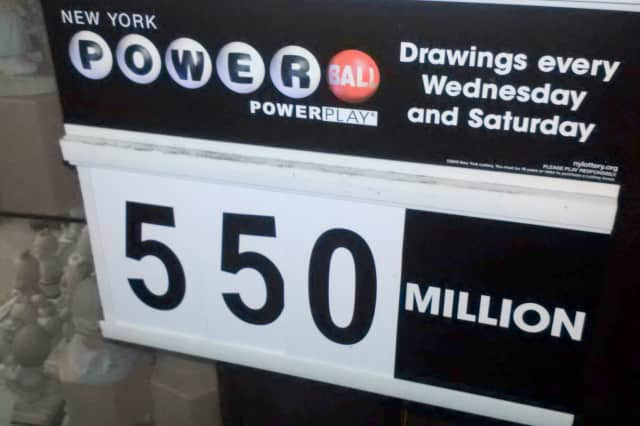 Sales of Powerball tickets remained steady in Mount Vernon on Wednesday as the jackpot grew to $550 million.
