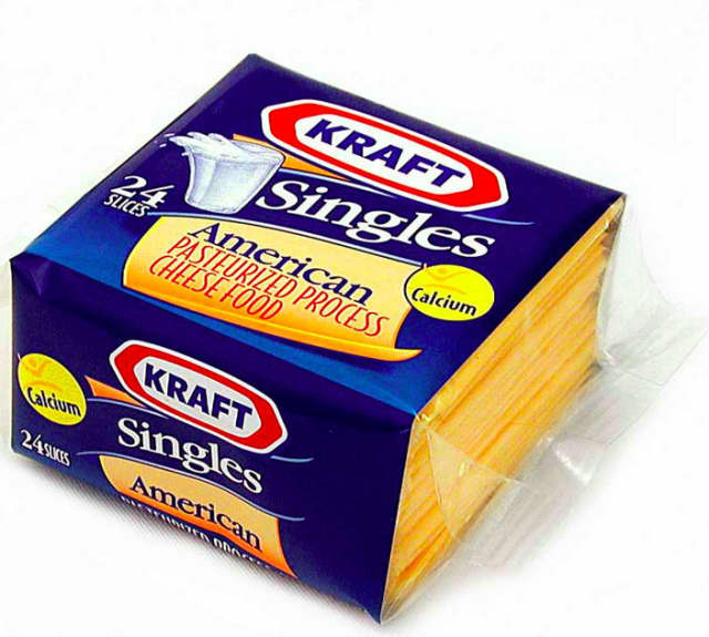 Kraft has voluntarily recalled select American and White American single slices.