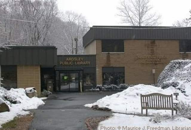 There is a family story time Saturday at the Ardsley Public Library.