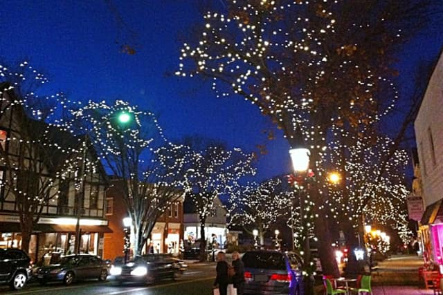 Lights on the trees lining Ridgefield's Main Street have launched the holidays, and the 13th Annual Holiday Stroll, to be held Friday and Saturday, will continue to welcome the season.