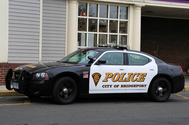 A witness to Saturday's apparent drowning of a man involved in a bar fight that ended up in Ash Creek on the Bridgeport-Fairfield line said he heard splashing in the water during the time of the reported fight, police said.