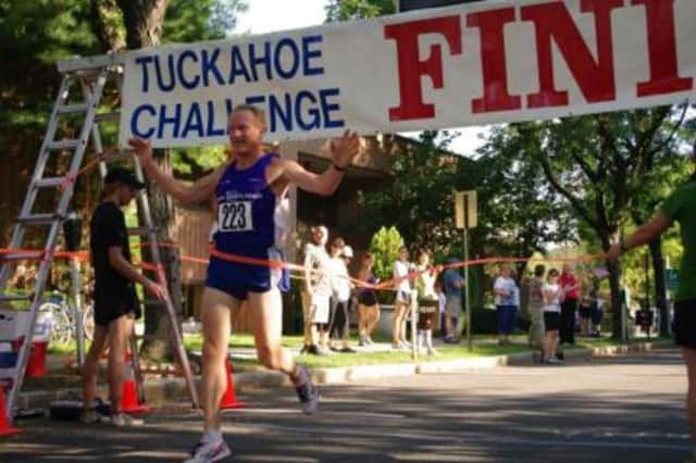 The Tuckahoe Challenge Road Race has become a popular annual event in the village.
