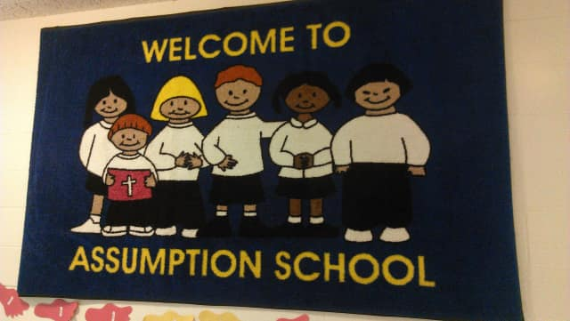 Students and teachers at Peekskill's Assumption School would be transferred to another school if the school closes this spring.
