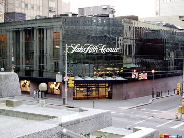 A Westchester woman was busted for shoplifting twice at Saks.
