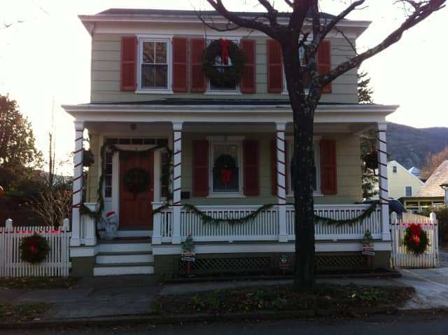 Cold Spring will host a tour of historic houses from noon to 5 p.m. Saturday.