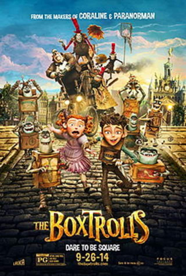 """The """"Family Film Frenzy"""" will be rescheduled to Aug. 5, where it will show """"The BoxTrolls."""""""