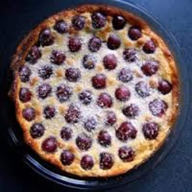 Cherry Clafouti is a dish Chef Peter X. Kelly likes to make in the summer.