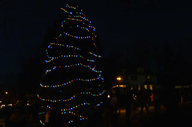 """Lyndhurst will have an old-fashioned """"hometown"""" holiday in the park Saturday, Dec. 12."""