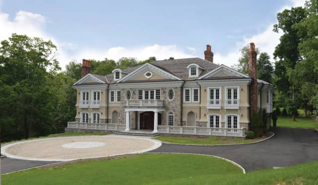 This home at 12 Byfield Lane, Greenwich, will be auctioned on Sept. 17.
