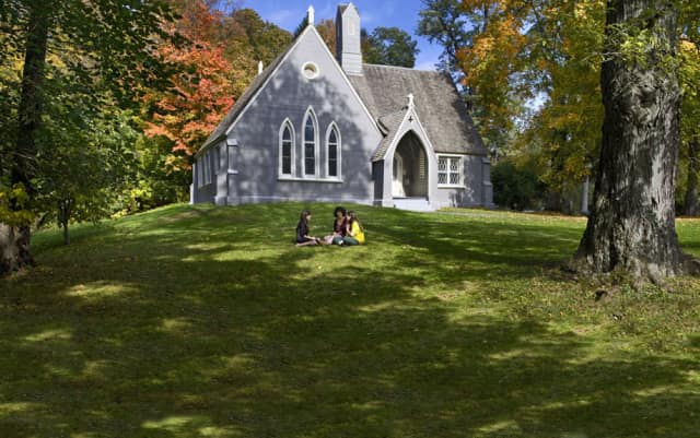 Bard College in Annandale-On-Hudson has purchased Montgomery Place.