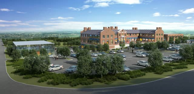 St. John's Riverside Hospital signed a lease for medical offices at Boyce Thompson Center.