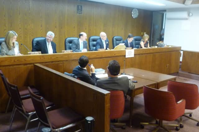 The Harrison Village Board will meet Monday night to discuss the preliminary 2013-2014 budget in a public hearing.