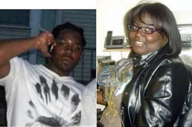 Norwalk police are offering a $50,000 reward for information leading to the arrest and conviction of the murder or murders of Iroquois Alston and Rickita Smalls.