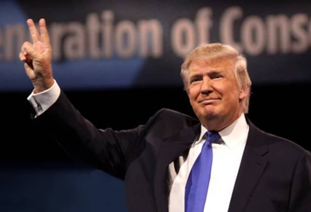 Donald Trump will be the focus of the first Republican presidential debate.