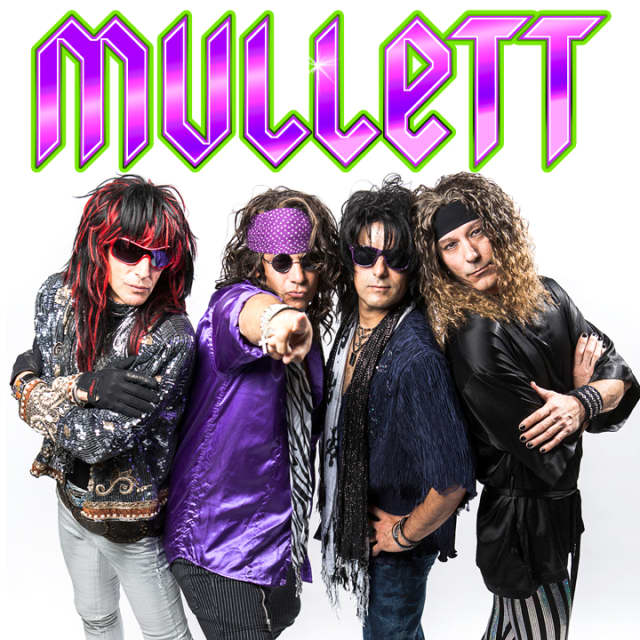 """Mullett will headline """"A Day & Night of Music"""" Aug. 22 at Captain's Cove Seaport, Bridgeport."""
