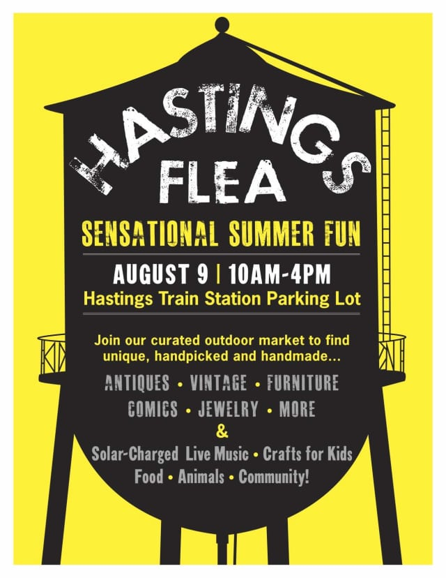 The latest Hastings Flea event will take place this Sunday.