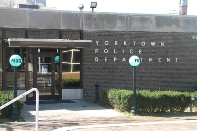 Yorktown Police arrested a Peekskill man Monday.