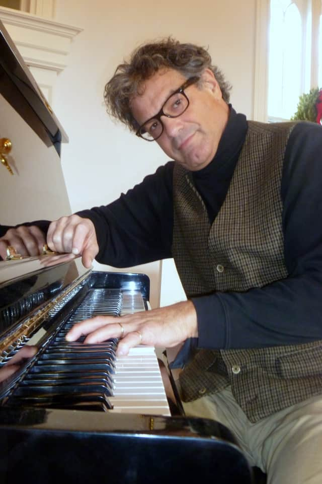 Renowned jazz pianist Pete Malinverni is the musical director for the Pound Ridge Community Church.