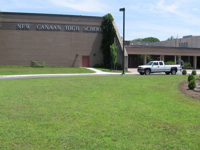 New Canaan High was ranked the 18th-best high school in America.
