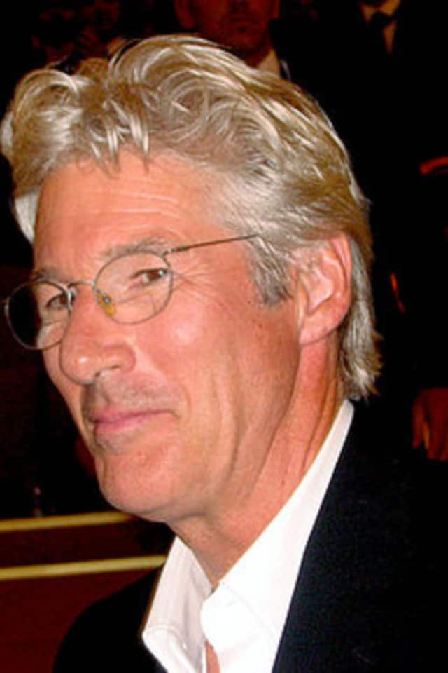 Richard Gere is one of the many celebrities who have battled Lyme disease.