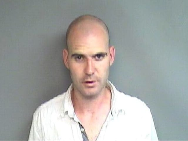 Paul Gray of Locust Street, Yonkers, N.Y., is charged in connection with a disturbance at a Stamford hotel, police said.