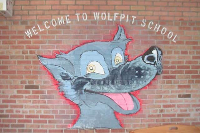 Wolfpit Elementary School in Norwalk is one of the 11 schools that will have early dismissal on Monday.