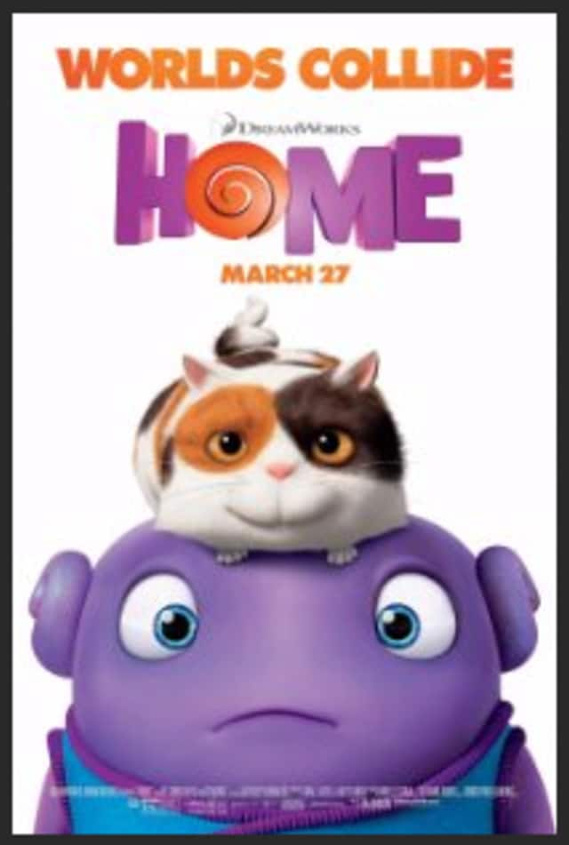 NRPL is showing 'Home' for the library's Family Film Matinee Wednesday.