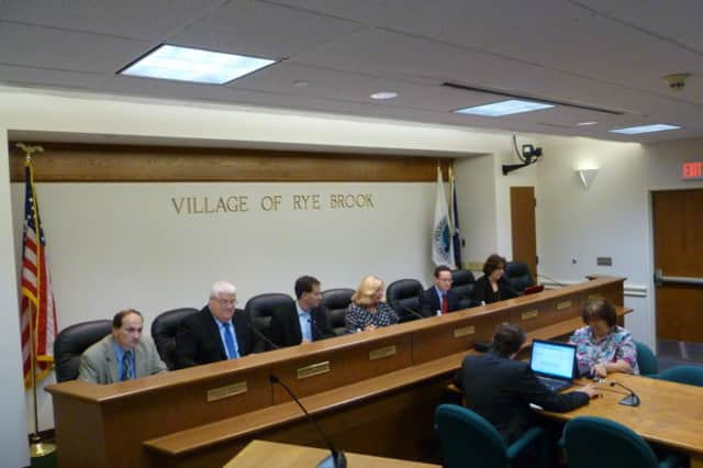 Only three Rye Brook trustees were present during the unanimous vote on July 28 to move forward the Reckson Plan.