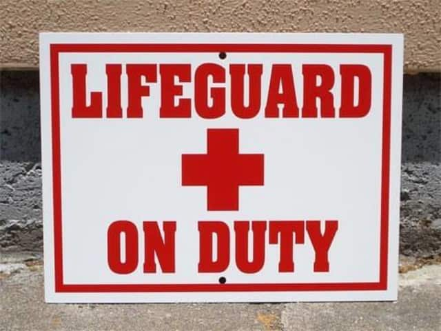 The Wayne Department of Parks and Recreation is accepting applications for lifeguards.