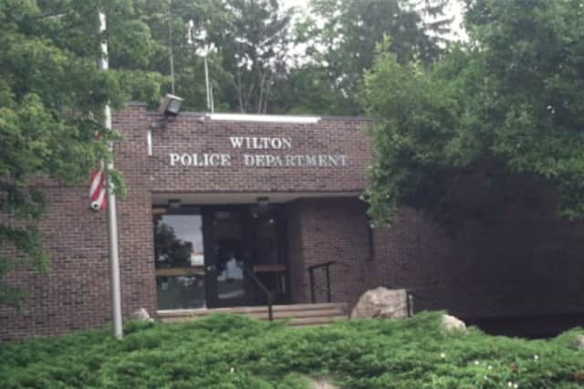 Wilton Police are investigating the theft of copper gutters from a home this weekend.