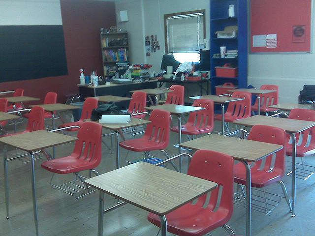The White Plains elementary summer school session had high attendance in July.