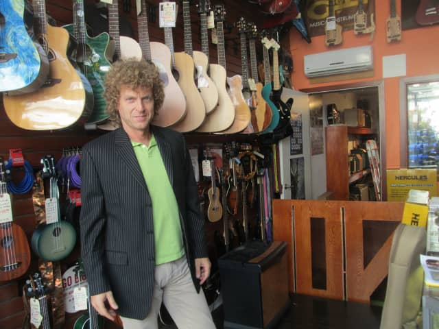 Paul Bessolo of Rock Island Sound.