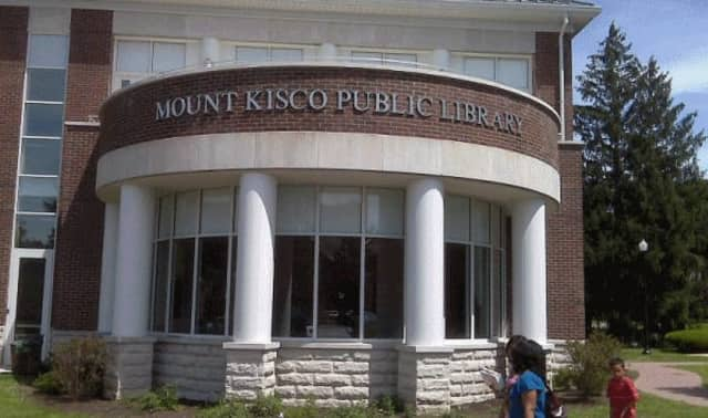 """The Mount Kisco Public Library is hosting """"Gravity Painting"""" Thursday."""