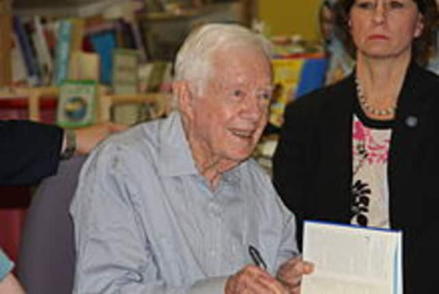 President Jimmy Carter has been diagnosed with cancer.