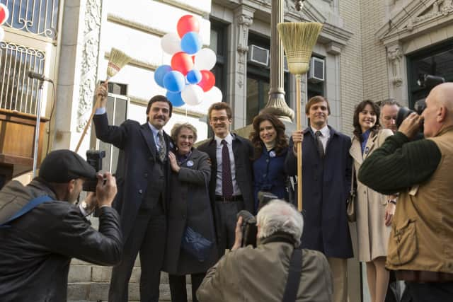 """A scene from HBO's """"Show Me A Hero,"""" which debuts on Sunday."""