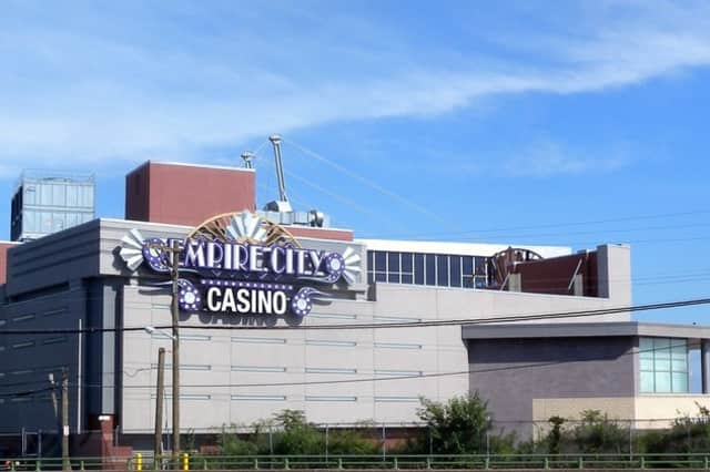 Empire City Casino in Yonkers will host a veteran's only job fair in November.