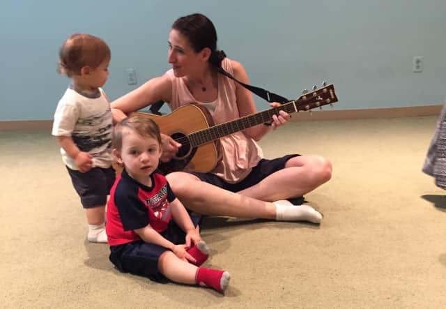 White Plains resident Karen Hamlin has started Sounds Good Westchester.