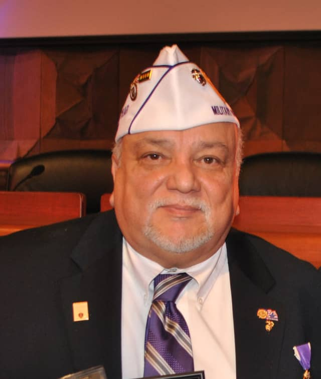 William Nazario has been named the national service vice commander of the Military Order of the Purple Heart.