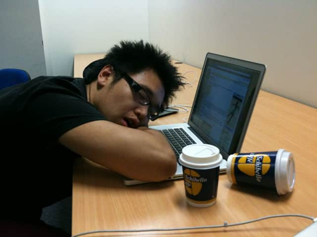 Lack of nighttime shuteye can lead to chronic sleep debt and poor performance at school and work, studies have shown.