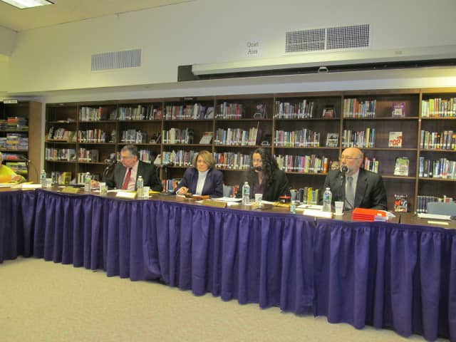The New Rochelle School Board is holding a series of school budget community forums.