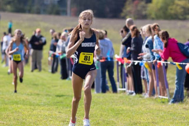 Bronxville eighth-grader Kaitlin Ryan helped lead the Broncos to another Class C state title.