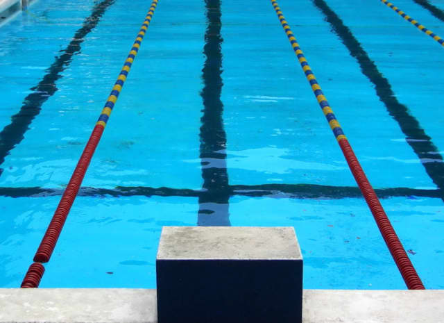 Students practice and refine all four competitive strokes, learn proper starts, turns and dives, improve relay skills, and increase swim endurance.