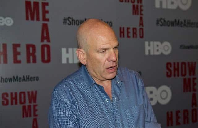David Simon, the creator of 'Show Me A Hero.'