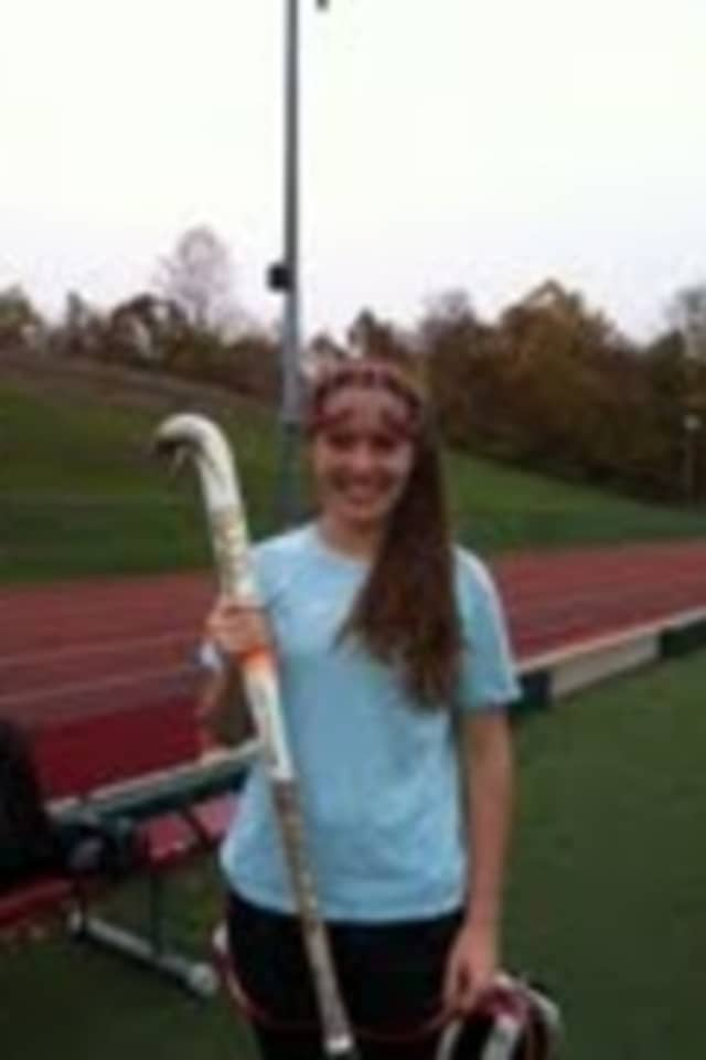 Fox Lane High School field hockey player Liz Longo is The Mt. Kisco Daily Voice Student-Athlete of the Month for November.