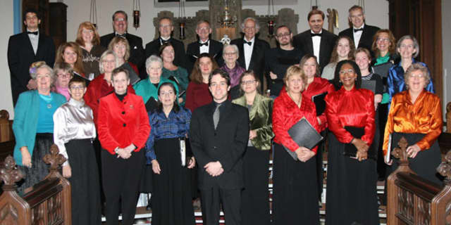 Join the Taghkanic Chorale for a holiday music traveling adventure spanning five centuries, six countries and four languages this Saturday night at the Presbyterian Church of Mount Kisco.